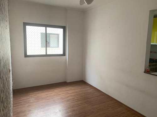 Apartamento, código 5332 em Praia Grande, bairro Aviação