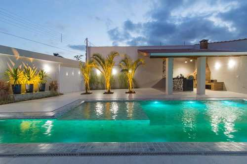 Casa, código 5338 em Praia Grande, bairro Flórida