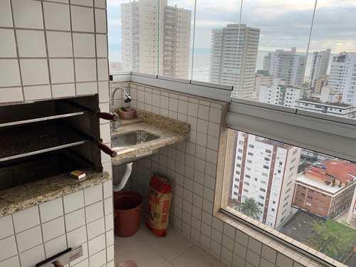Apartamento, código 5343 em Praia Grande, bairro Aviação