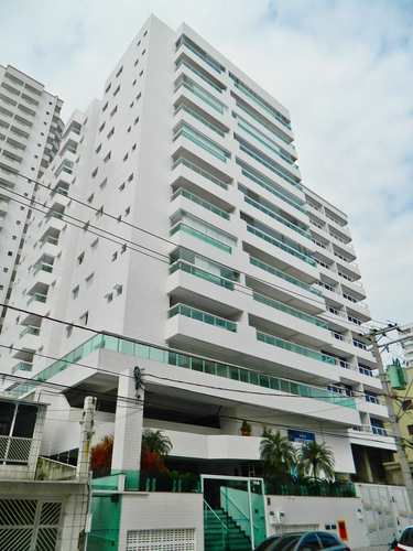 Apartamento, código 5352 em Praia Grande, bairro Boqueirão