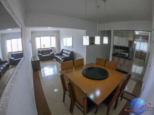 Apartamento, código 5362 em Praia Grande, bairro Tupi