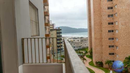 Apartamento, código 5369 em Praia Grande, bairro Guilhermina