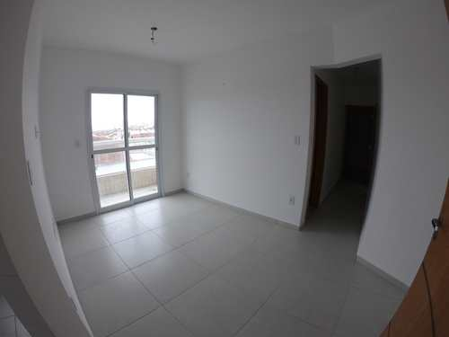 Apartamento, código 5371 em Praia Grande, bairro Tupi