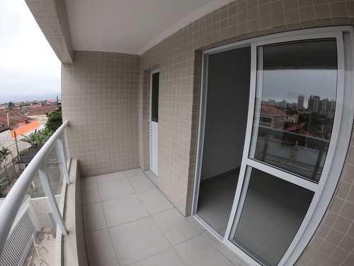 Apartamento, código 5372 em Praia Grande, bairro Tupi