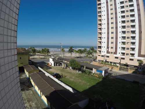 Apartamento, código 5408 em Praia Grande, bairro Mirim