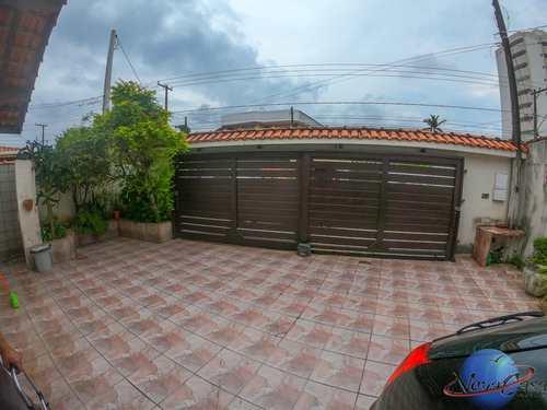 Casa, código 5412 em Praia Grande, bairro Guilhermina