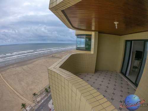 Apartamento, código 5426 em Praia Grande, bairro Guilhermina
