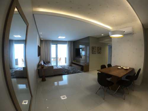 Apartamento, código 5430 em Praia Grande, bairro Canto do Forte