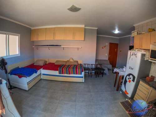 Apartamento, código 5432 em Praia Grande, bairro Aviação