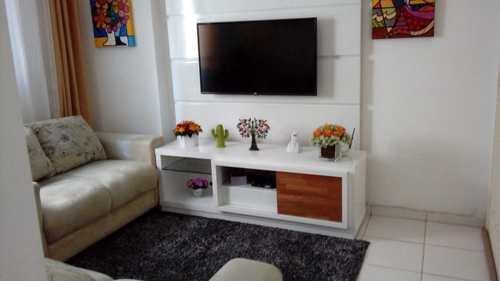 Apartamento, código 5433 em Praia Grande, bairro Ocian