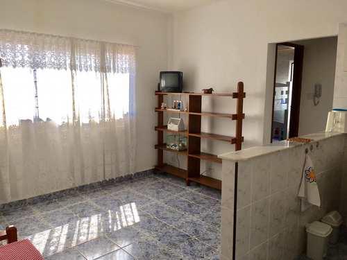 Apartamento, código 5435 em Praia Grande, bairro Guilhermina
