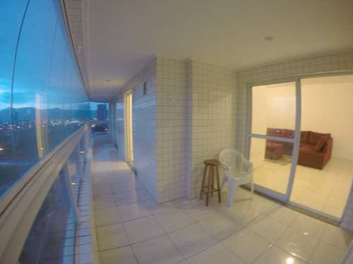 Apartamento, código 5440 em Praia Grande, bairro Guilhermina