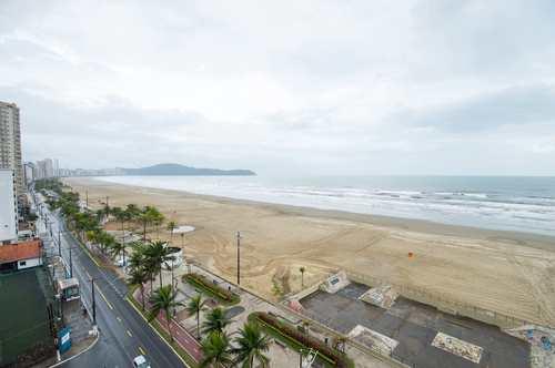 Apartamento, código 5454 em Praia Grande, bairro Aviação