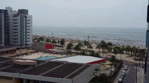 Apartamento, código 5456 em Praia Grande, bairro Ocian