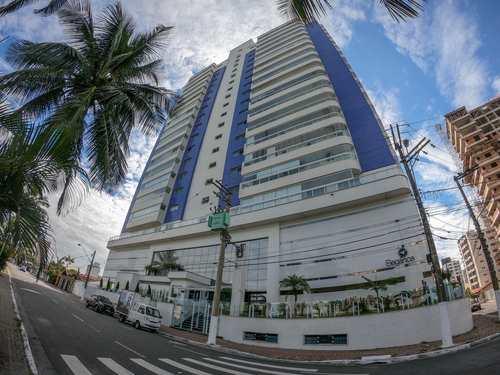 Apartamento, código 5460 em Praia Grande, bairro Guilhermina
