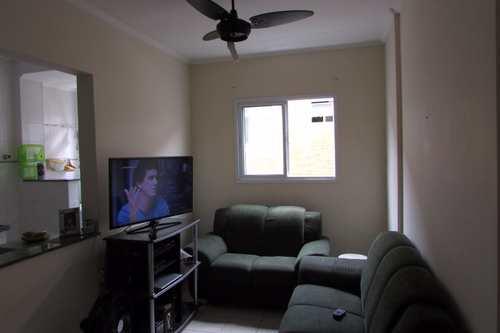 Apartamento, código 5462 em Praia Grande, bairro Aviação