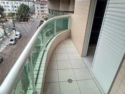Apartamento, código 5468 em Praia Grande, bairro Guilhermina
