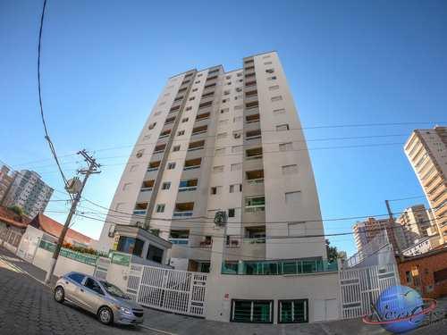 Apartamento, código 5490 em Praia Grande, bairro Aviação