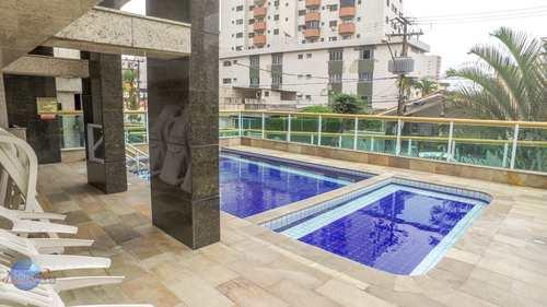 Apartamento, código 5498 em Praia Grande, bairro Aviação