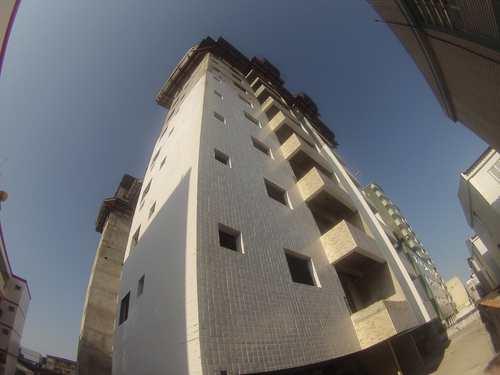 Apartamento, código 5520 em Praia Grande, bairro Ocian