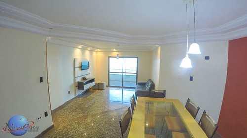 Apartamento, código 5550 em Praia Grande, bairro Aviação