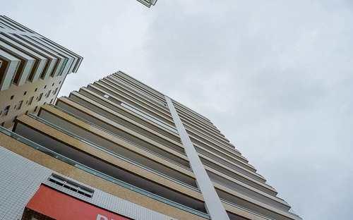 Apartamento, código 5569 em Praia Grande, bairro Guilhermina