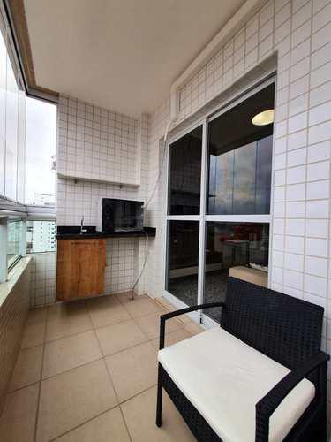 Apartamento, código 5600 em Praia Grande, bairro Guilhermina