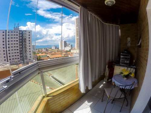 Apartamento, código 5616 em Praia Grande, bairro Guilhermina
