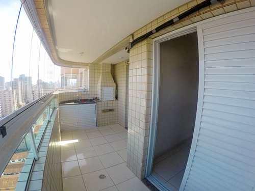 Apartamento, código 5618 em Praia Grande, bairro Aviação
