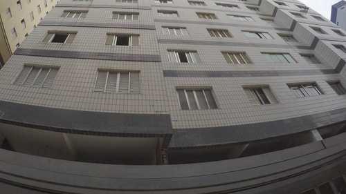 Apartamento, código 5632 em Praia Grande, bairro Mirim
