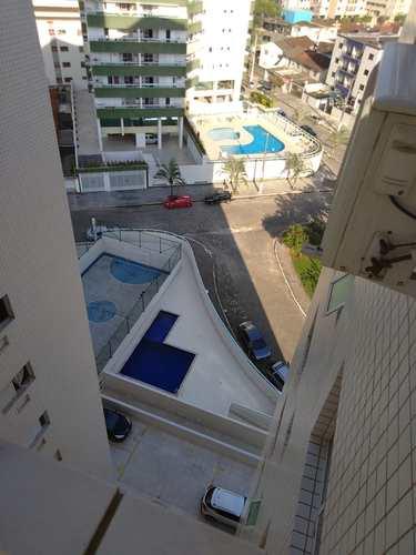 Apartamento, código 5733 em Praia Grande, bairro Guilhermina