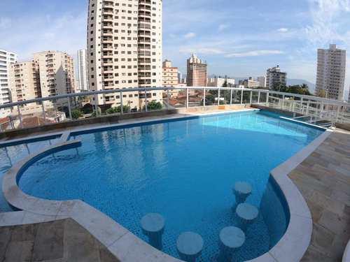 Apartamento, código 5738 em Praia Grande, bairro Aviação