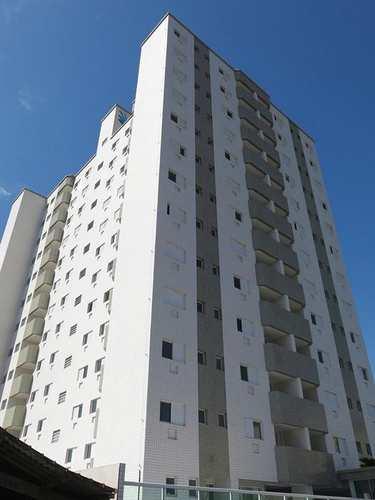 Apartamento, código 5806 em Praia Grande, bairro Guilhermina