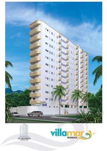Apartamento, código 5814 em Praia Grande, bairro Mirim