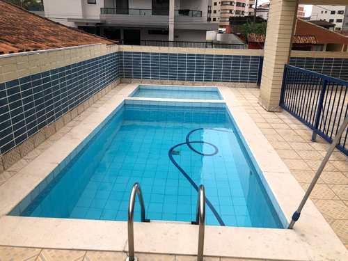 Apartamento, código 5852 em Praia Grande, bairro Tupi