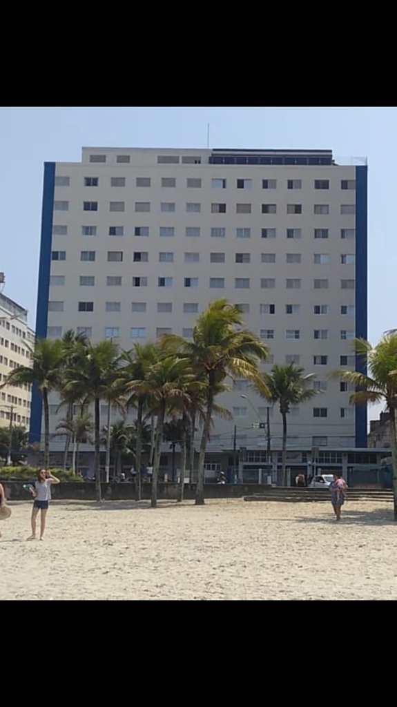 Kitnet em Praia Grande, no bairro Mirim