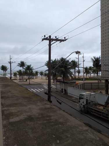 Kitnet, código 5866 em Praia Grande, bairro Mirim