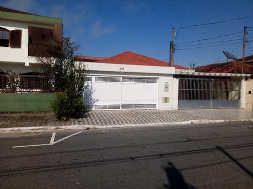 Casa, código 5878 em Praia Grande, bairro Boqueirão