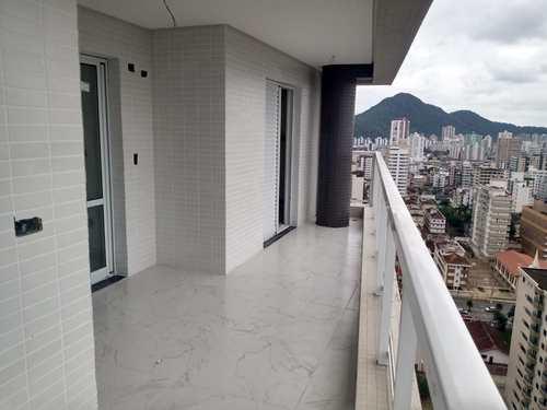 Apartamento, código 5940 em Praia Grande, bairro Guilhermina