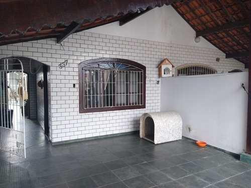 Casa, código 5978 em Praia Grande, bairro Mirim