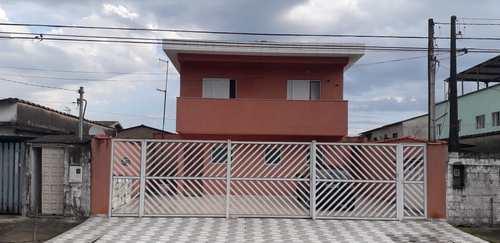 Casa de Condomínio, código 6009 em Praia Grande, bairro Antártica