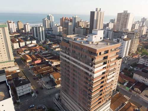 Apartamento, código 6018 em Praia Grande, bairro Guilhermina
