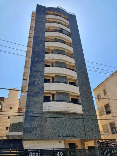 Apartamento, código 6067 em Praia Grande, bairro Guilhermina