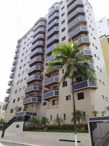 Apartamento, código 6069 em Praia Grande, bairro Guilhermina