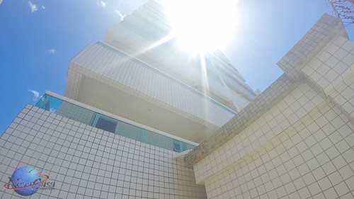 Apartamento, código 6076 em Praia Grande, bairro Ocian