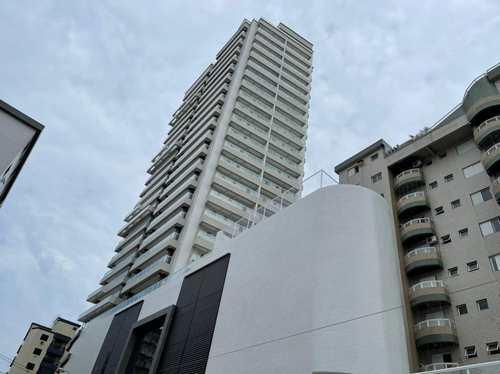 Apartamento, código 6095 em Praia Grande, bairro Guilhermina