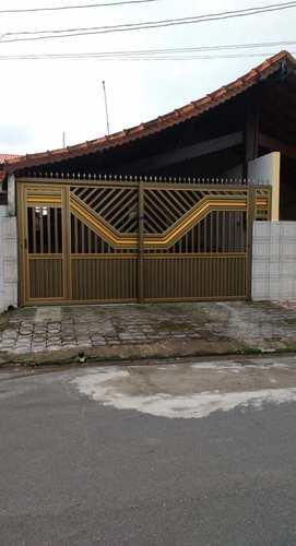 Casa, código 6138 em Praia Grande, bairro Mirim
