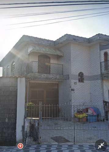 Casa, código 6139 em Praia Grande, bairro Maracanã