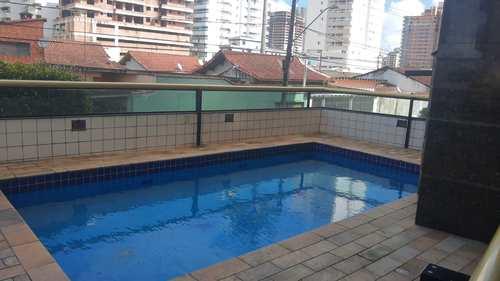 Apartamento, código 6170 em Praia Grande, bairro Aviação