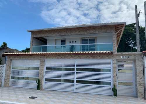 Casa de Condomínio, código 6171 em Praia Grande, bairro Ocian